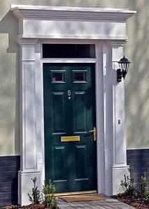 The Best Front Door Surrounds – Vibrant Doors Blog