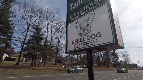 Rebel dog was one of the first tenants to move in to this new development from goodwin university. ON THE MENU: Specialty brews at Rebel Dog Coffee Co. in Plainville