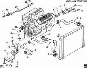 Oldsmobile Achieva Hoses  U0026 Pipes  Radiator