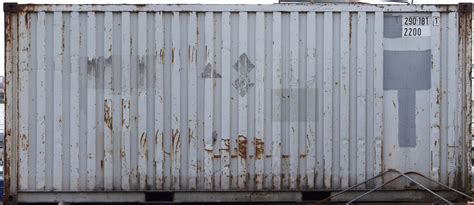 container texture metal textures containers background rust side grey