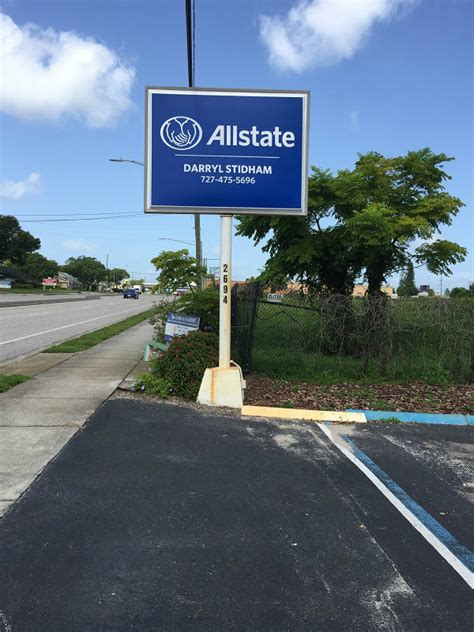 allstate car insurance  clearwater fl darryl stidham