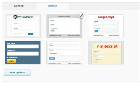 Customize Admin Login Page By