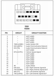 Ford Yl3f 18c870 Aa Wiring Diagram