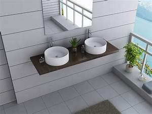 Badmöbel Mit Keramik Waschbecken : b ware designer badm bel waschbecken waschtisch keramik waschtischplatte design ebay ~ Bigdaddyawards.com Haus und Dekorationen