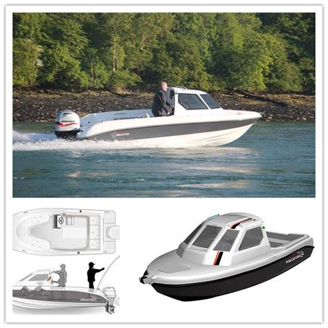 Cheap Fishing Boats by Boat With Cabin Fiberglass Fishing Boat Cheap
