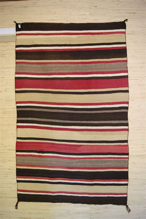 navajo blanket saddle double banded charleysnavajorugs charley call order information contact