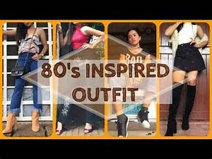 80u0026#39;s Outfit (PHILIPPINES) l Anja Mendoza - YouTube