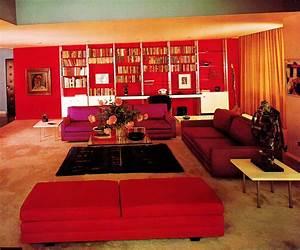 1960s, Interior, D, U00e9cor, The, Decade, Of, Psychedelia, Gave, Rise, To, Inventive, And, Bold, Interior, Design