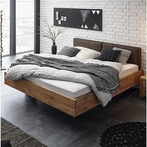 Bett Erhöhen Füße : hasena oak wild vintage bett mit schwebeoptik 140x200 cm ~ Buech-reservation.com Haus und Dekorationen