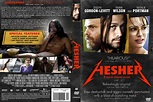 Hesher (2010) R1 - Movie DVD - CD Label, DVD Cover, Front ...