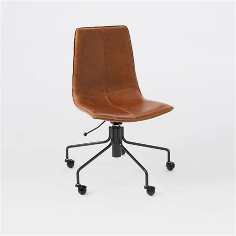 1000 ideas about leather office chairs on