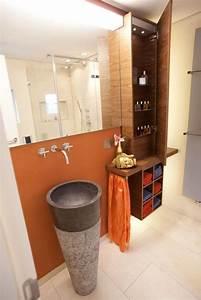 Ideen Gäste Wc : g ste badezimmer mit stimmungsvollen lichtszenarien ~ Michelbontemps.com Haus und Dekorationen