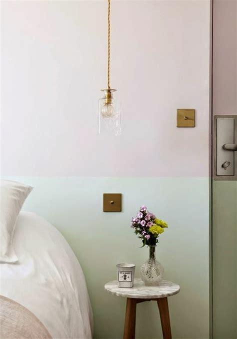 peindre chambre peindre une chambre en deux couleurs meilleures images d