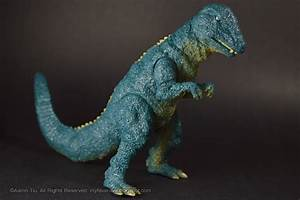 The Rave Corner: Y-MSF Gorosaurus (King Kong Escapes) Review