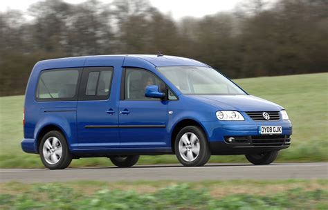 volkswagen caddy maxi volkswagen caddy maxi estate 2008 2010 driving