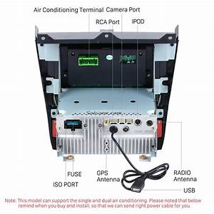 Car Stereo Radio Replacement Upgrade For 2003 2004 2005