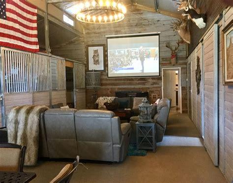 guest ranch barndominium   acres   animals