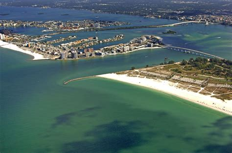 Boat Slips For Rent Clearwater Fl by Clearwater Harbor In Clearwater Fl United States