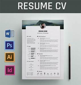 Free Creative Cv Template Download Word 20 Free Resume Word Templates To Impress Your Employer