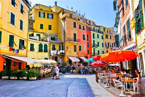 Vernazza Is Poetry In Motion Along Northern Italys Cinque