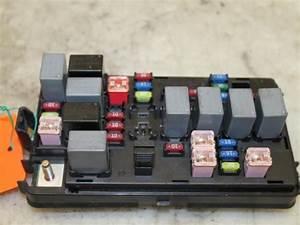 Used Chevrolet Matiz  Spark 0 8 Fuse Box - 96427973