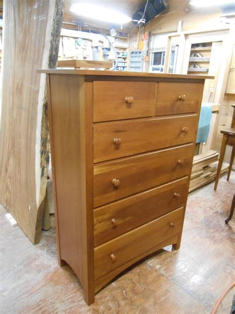 cherry dresser refinish capital district saratoga ny