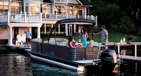 Luxury Pontoon Boats With Bar by G22 Bar Pontoon Boats By Bennington