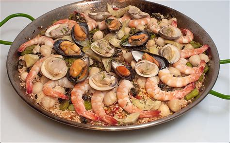 food ideas for dinner dinner party recipes ideas paella with seafood snails 2gourmaniacs best food writing food