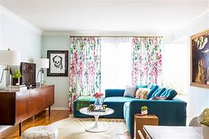How to Make Traditional Floral Prints Look Modern HGTV's