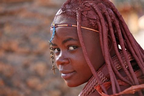 Girl Tribe Himba Tribe History And Culture Of The People Only Tribal