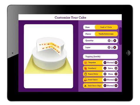 cake designing app cake lab app design ju