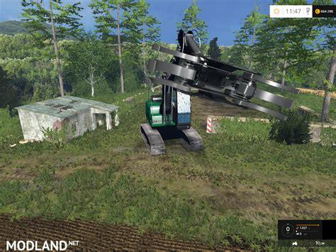 fdr t220l grapple loader v 1 0 mod for farming simulator 2015 15 fs ls 2015 mod