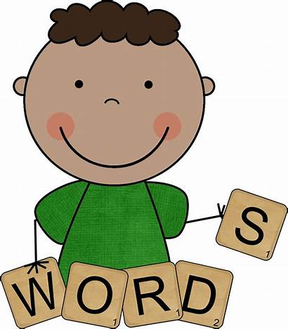 Word Vocabulary Knowledge Clip Clipart Words Know