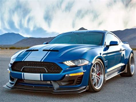 ford shelby super snake revealed kw supercharged  forcegtcom