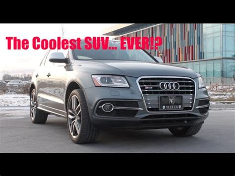 Coolest Suv by 2014 Audi Sq5 Review The Coolest Suv