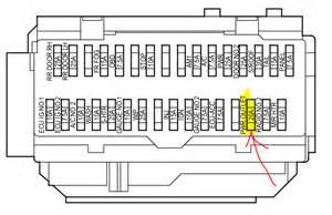 2012 e250 fuse diagram