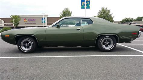 1972 Plymouth Roadrunner GTX 440 Matching Number for sale