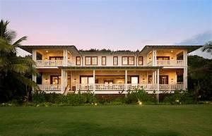 18, Fascinating, Tropical, Home, Exterior, Designs, You, U0026, 39, Ll, Fall