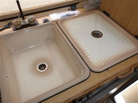kitchen sink drainers uk caravan motorhome boat conversion kitchen sink drainer 5766