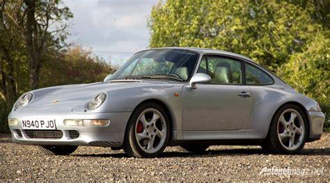 Gambar Mobil Porsche 911 by Porsche 911 993 Autonetmagz Review Mobil Dan Motor