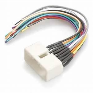 Ford Falcon Au Wire Radio Harness Loom Plug Connector Ap1053