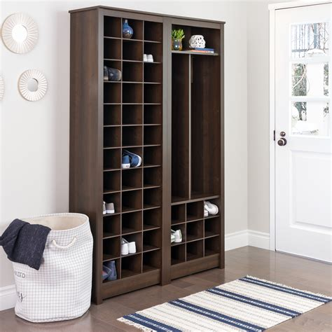 Space Saving Shoe Cabinet by Three Posts Space Saving Shoe Storage Cabinet Reviews