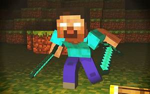 Minecraft Backgrounds Herobrine Hd | www.imgkid.com - The ...