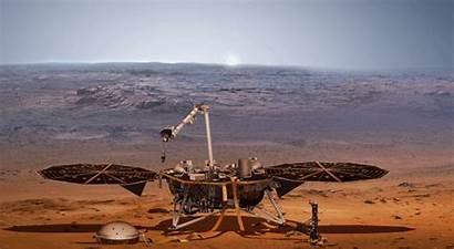 Mars Nasa Jpl Insight Landing Plan Edu