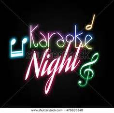 Have guests sing Karaoke retro themed songs asking them to