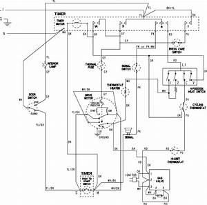 Amana Dryer Electrical Schematic