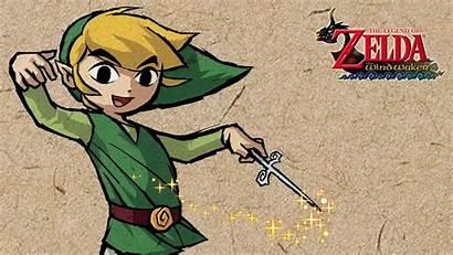 Waker Wind Zelda Legend Wallpapers Backgrounds Background