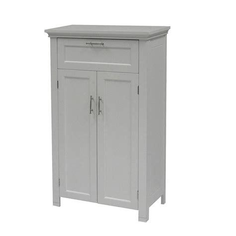 Cheap Bathroom Floor Cabinets by Somerset Two Door White Floor Cabinet Overstock