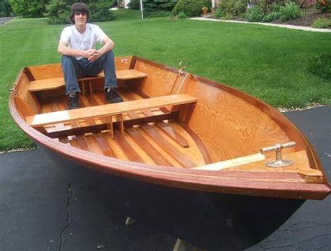 Flat Bottom Plywood Boat Plans by 13 Sissy Do Flat Bottom Rowboat Boatdesign