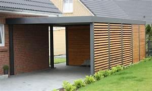 Carport Holz Modern : die modernen carport ideen des jahres carport bausatz ~ Markanthonyermac.com Haus und Dekorationen